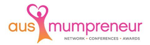 Mums in Business – AusMumpreneur Network 2021 Awards!